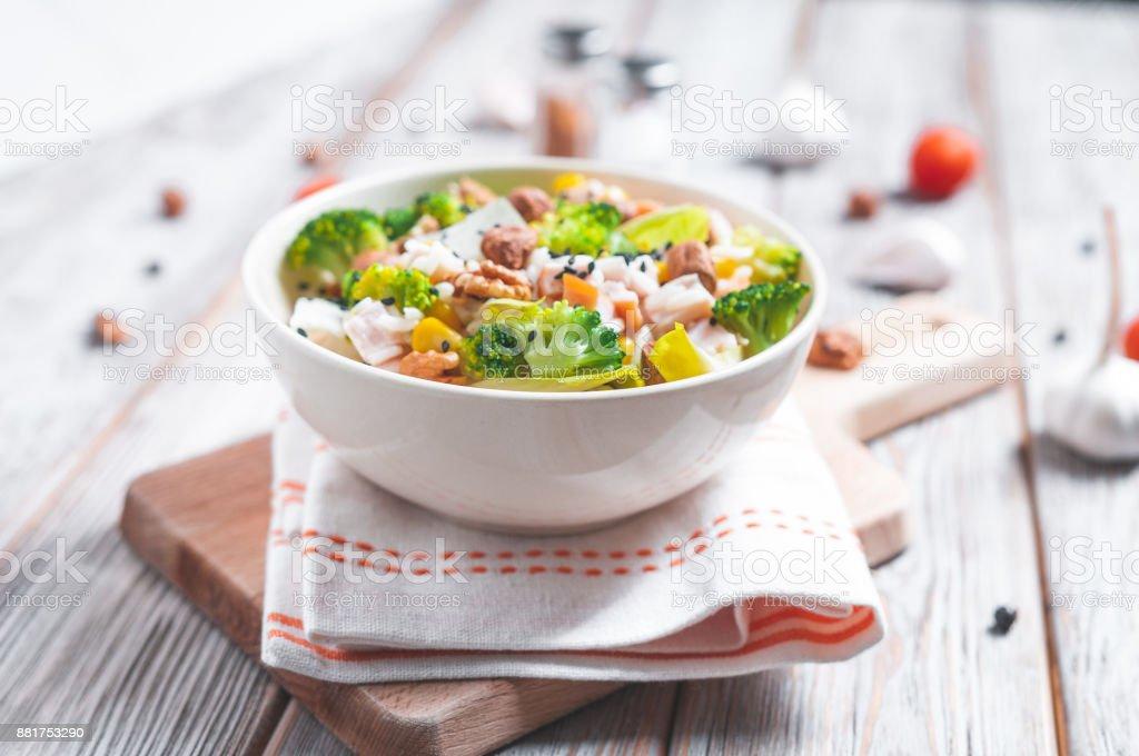 Fresh salad – zdjęcie
