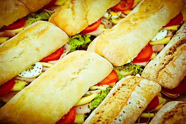 Frische sandwitch – Foto