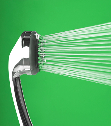 Fresh Shower Stock Photo - Download Image Now