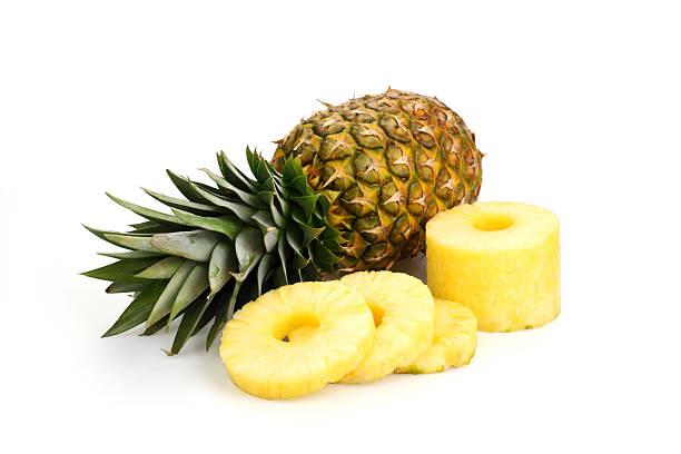 Tranche d'ananas frais - Photo