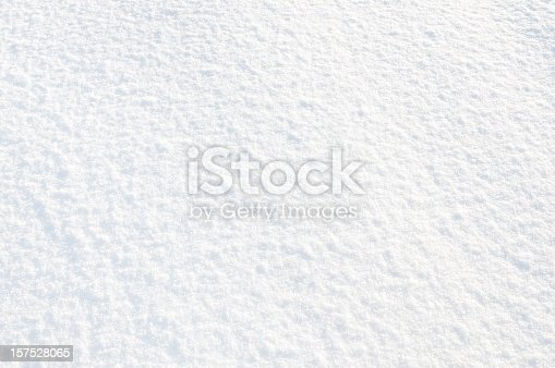 A frozen background texture of pure, untouched snow.