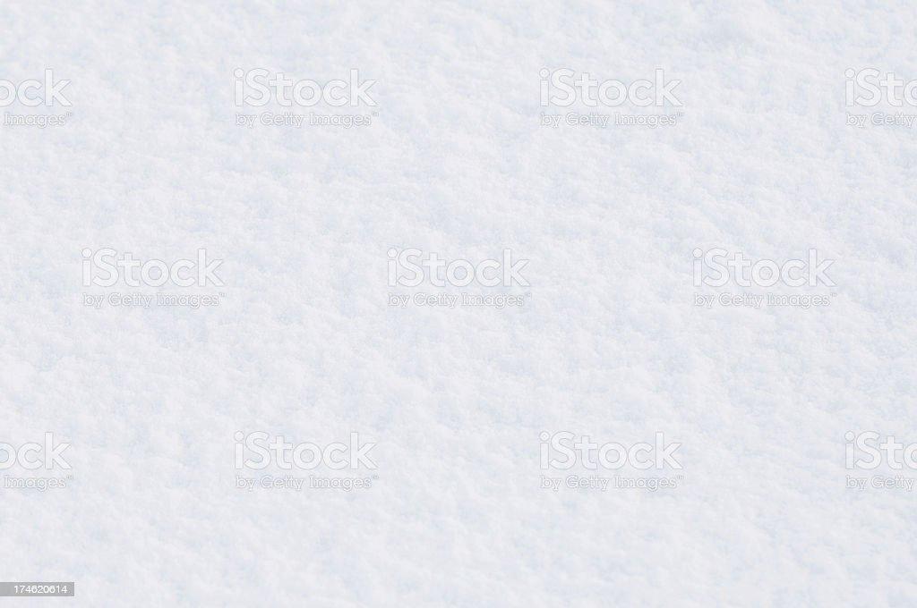 Fresh snow background royalty-free stock photo