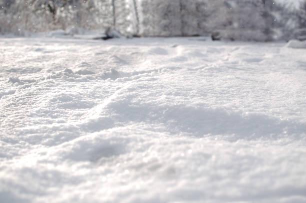 Couverture de neige - Photo