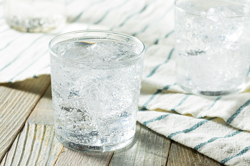 Fresh Spring Sparkling Water