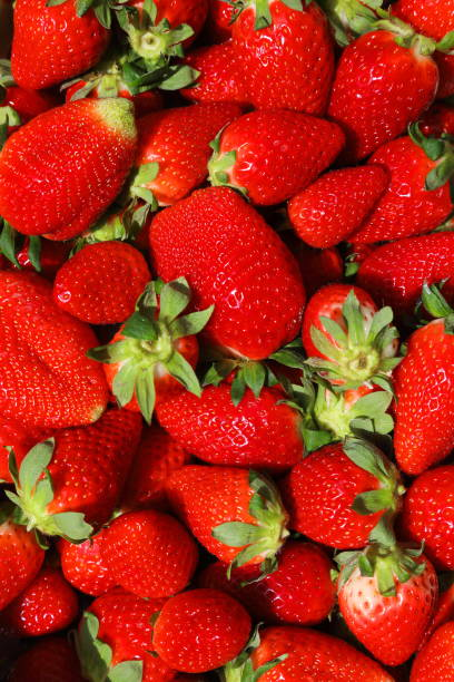 Fresh strawberries Fresh strawberries pejft stock pictures, royalty-free photos & images