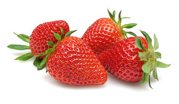 Fresh strawberry foto