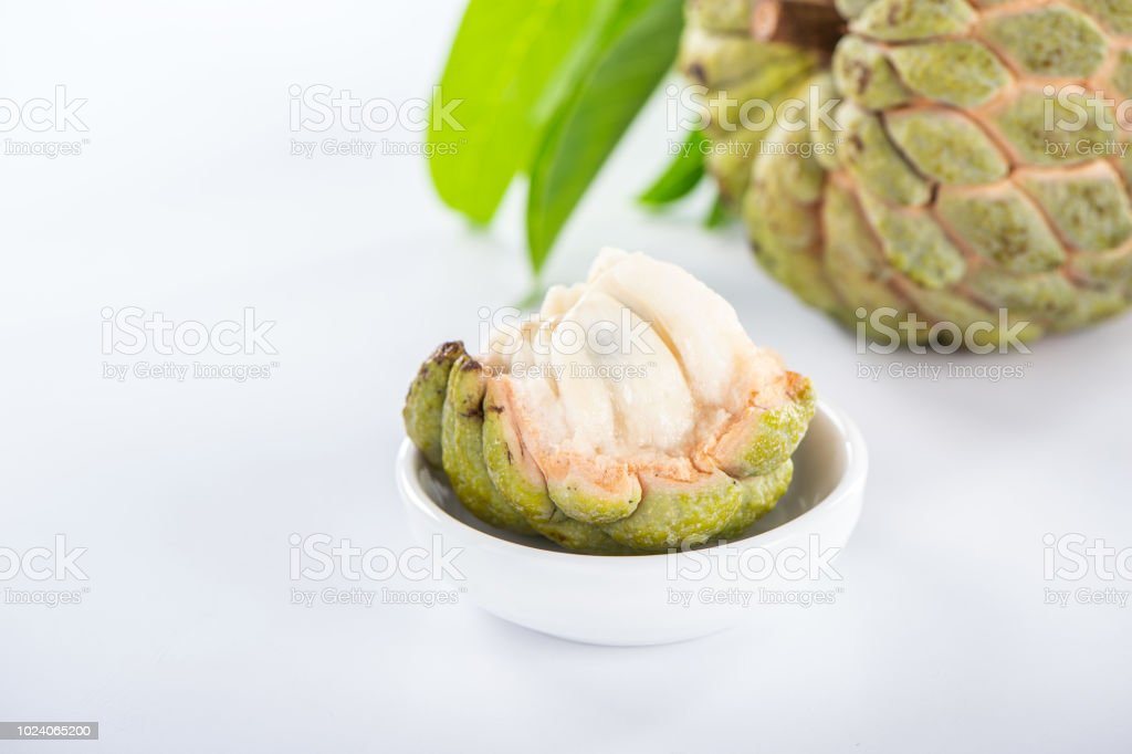 Pictures Of Custard Apple Fruit