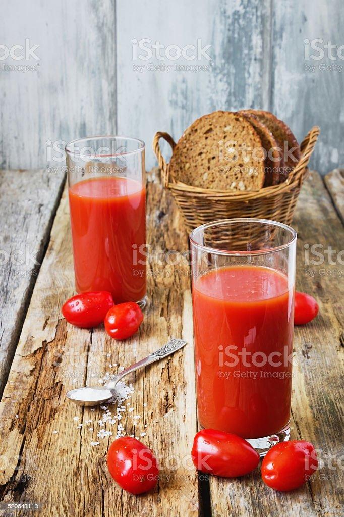 Tomatensaft Zum Abnehmen