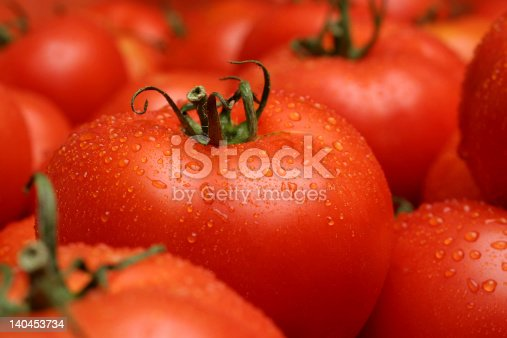 Fresh tomatos from Cyprus