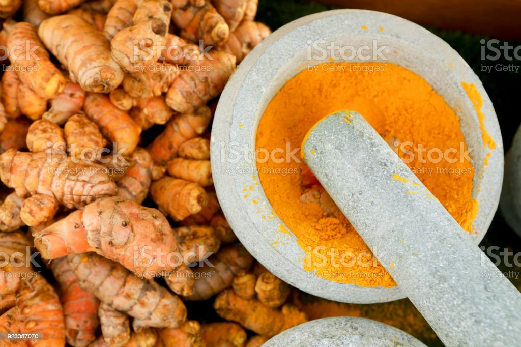 What Is The Main Difference In Between Clean And Dried Out Turmeric