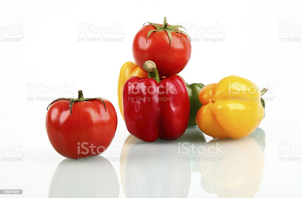Fresh vegetable royalty-free stock photo