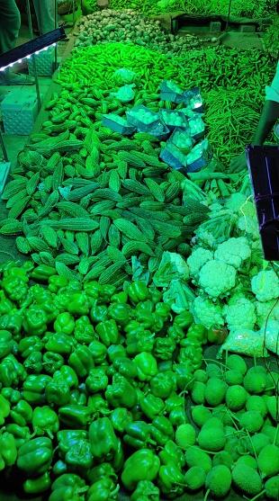 Fresh Vegetable Sponge Gourd Or Tori Or Turai Stock Photo Download Image Now Istock