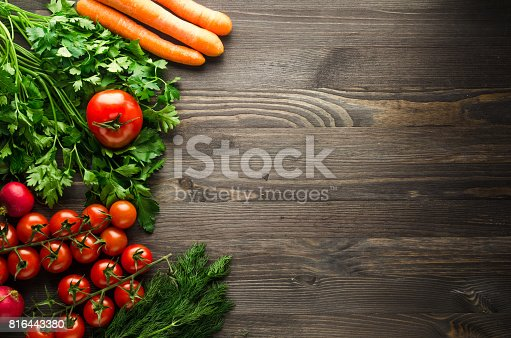 507328769 istock photo Fresh vegetables. Colorful vegetables background. Healthy vegetable . Assortment of fresh vegetables close up.Healthy food 816443380