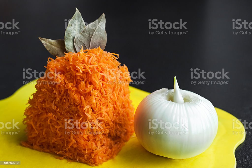 fresh vegetables on the cutting board royalty-free stock photo