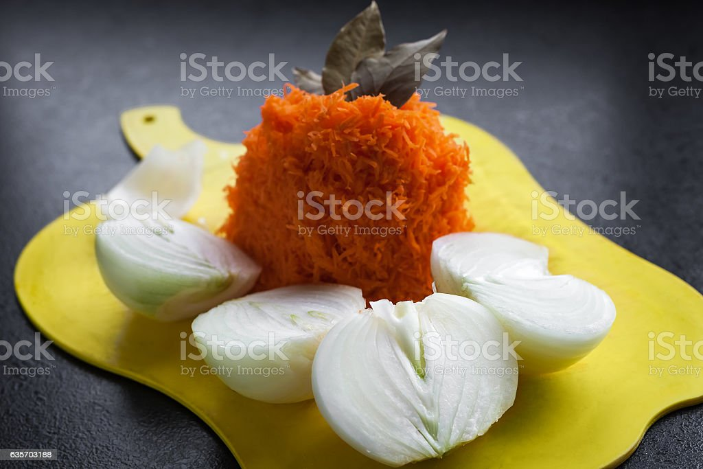 fresh vegetables on the table royalty-free stock photo