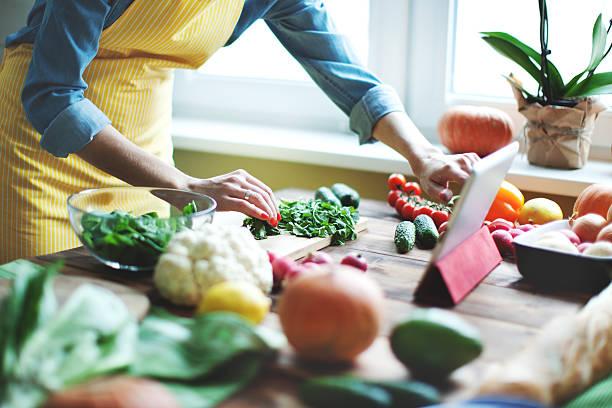 Healthy lifestyle stock photos