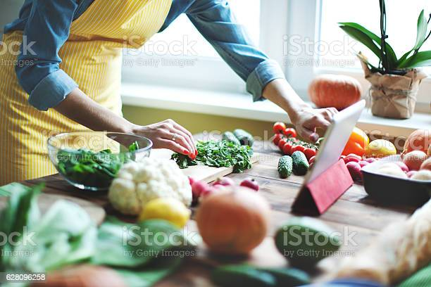 Fresh Vegetables Stock Photo - Download Image Now