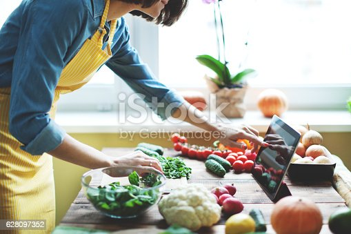 istock Fresh vegetables 628097352