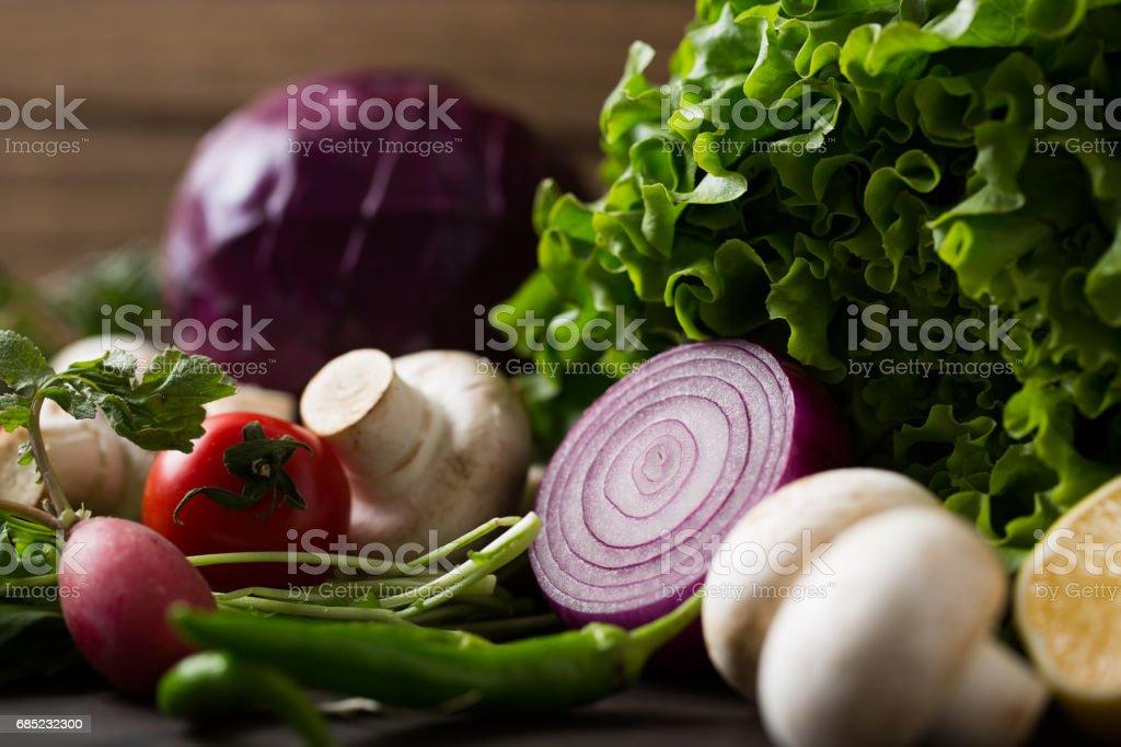Fresh Vegetables foto de stock royalty-free