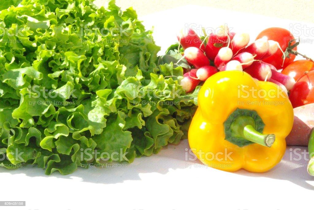 Légumes frais - Photo