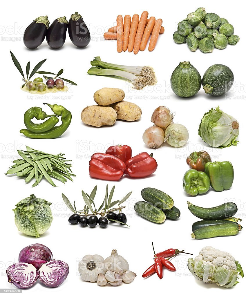 Verduras frescas. royalty-free stock photo