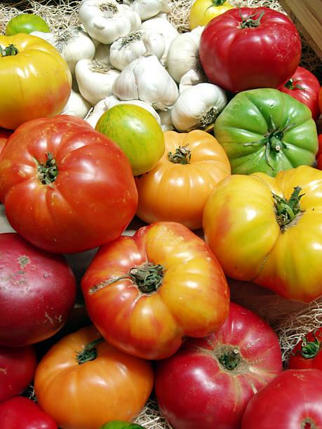 Fresh Veggies stock photo