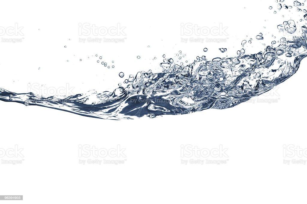 新鮮なお水と泡 - しぶきを上げるのロイヤリティフリーストックフォト