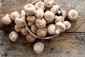 istock Fresh whole white button mushrooms 478793155