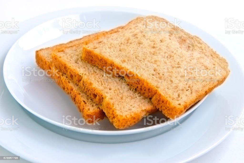 wholemeal pain frais photo libre de droits
