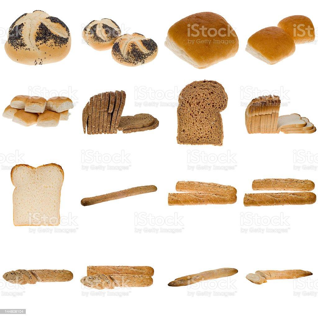 freshly baked bread royalty-free stock photo