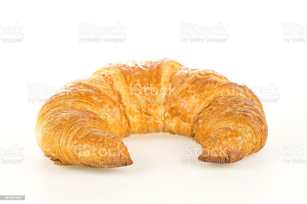 Freshly baken Croissant royalty-free stock photo