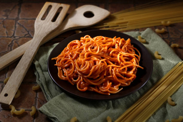 263 Filipino Spaghetti Stock Photos Pictures Royalty Free Images Istock