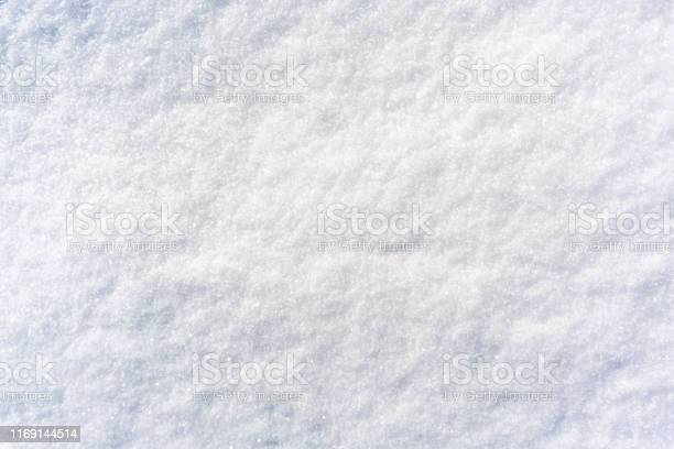 Photo of Freshly fallen soft snow surface
