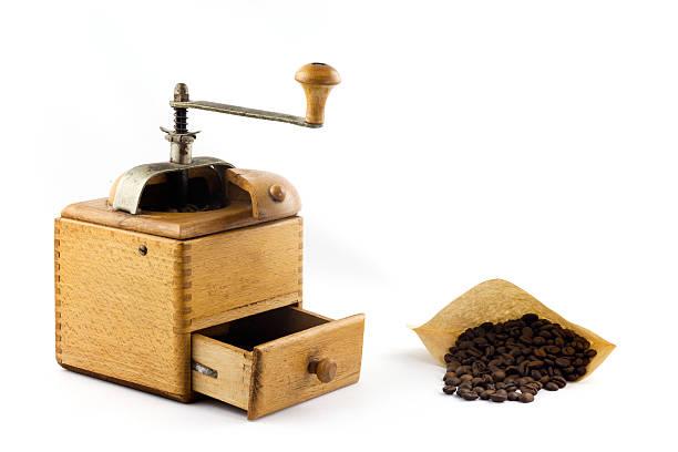 Frisch Gemahlener Kaffee – Foto