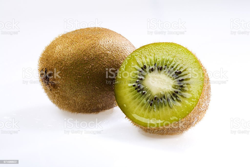 Freshly Kiwi royalty-free stock photo