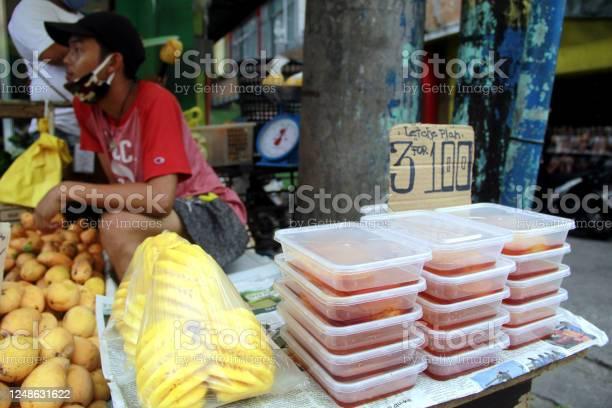 Freshly made leche flan sold at a makeshift stall along a sidewalk picture id1248631622?b=1&k=6&m=1248631622&s=612x612&h=sg4tnqtmu6hmrx9jivalndujrfhns3al7wnp0l py5w=