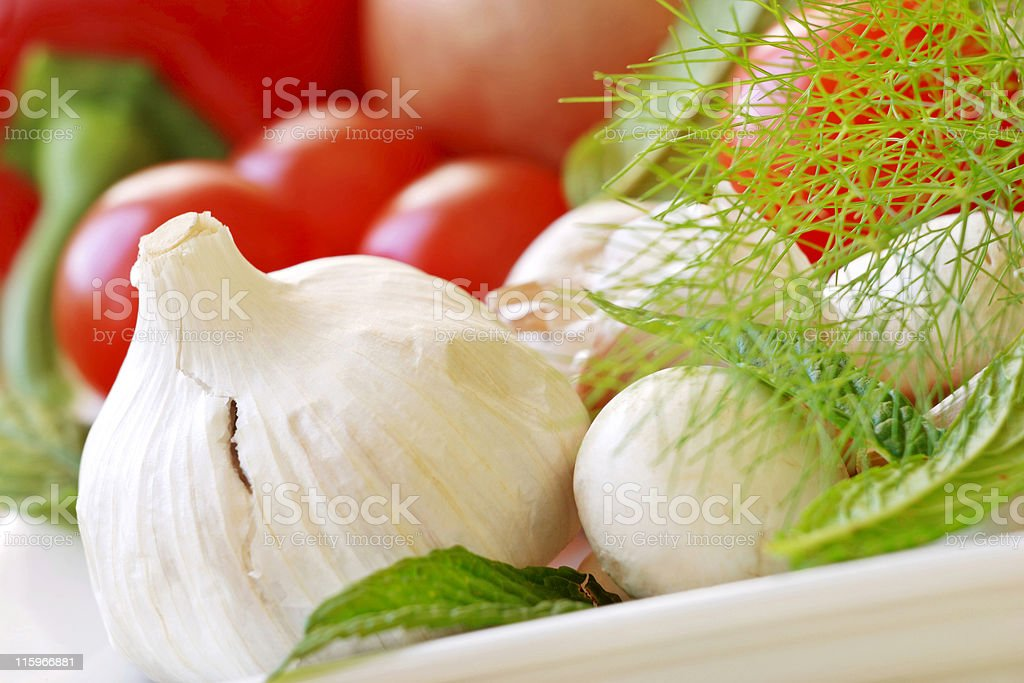freshly picked stock photo