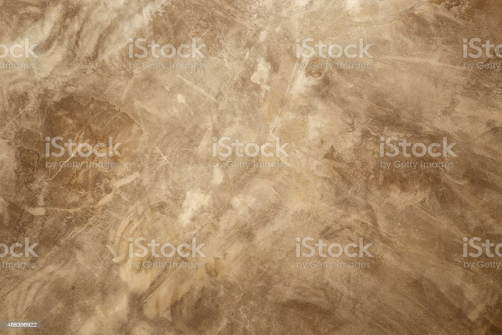 freshly plastered royalty-free stock photo