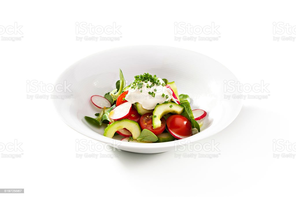 Freshness Salad stock photo