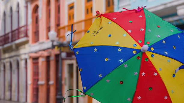Frevo Regenschirm – Foto