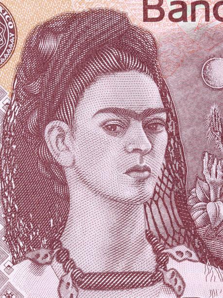 Frida Kahlo, ein Porträt – Foto
