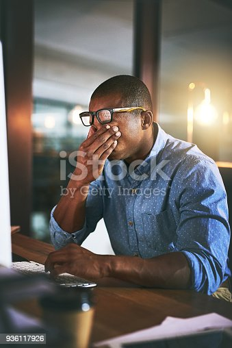 istock Friday cannot come soon enough 936117926
