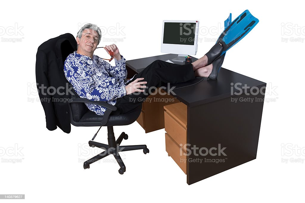 Friday wear royalty-free stock photo