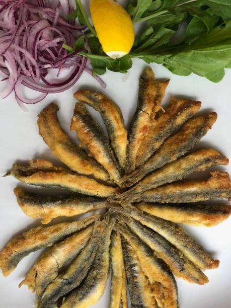 Fried Sardelle – Foto