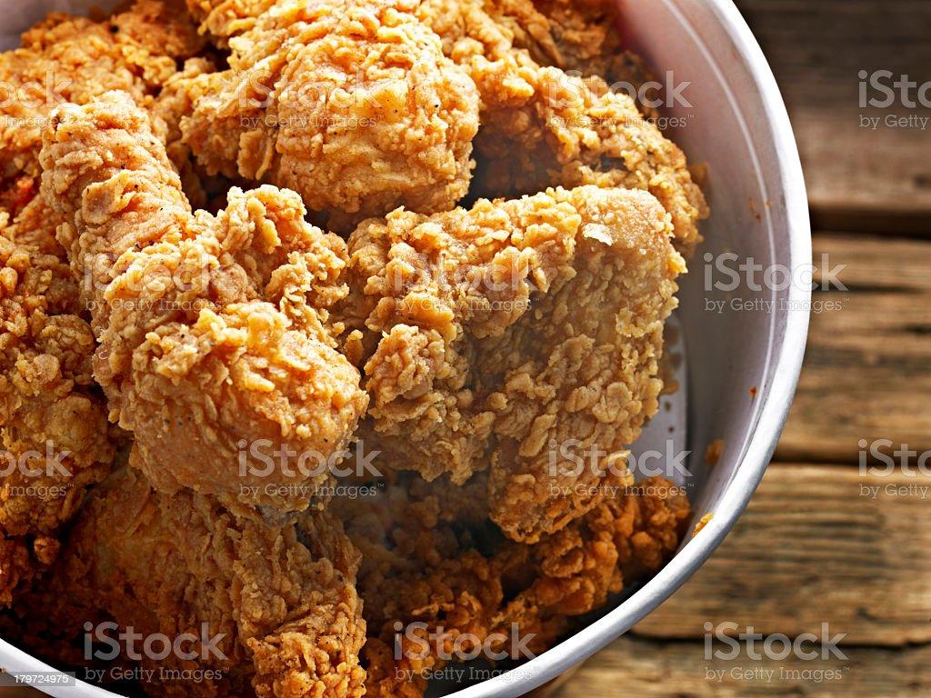 Fried Chicken stock photo