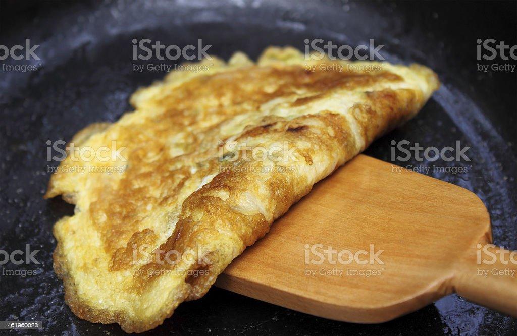 Fried egg - Royalty-free Adulation Stock Photo