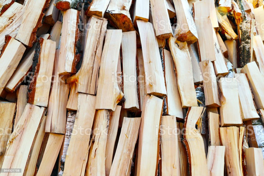 fried firewood background stock photo