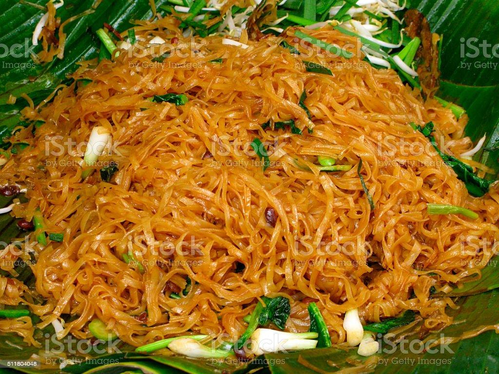 Smazony Makaron Kuchnia Azjatycka Stockowe Zdjecia I Wiecej