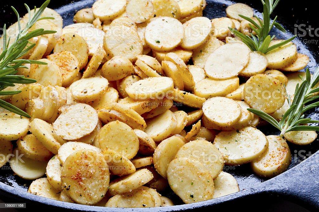 Bratkartoffeln – Foto