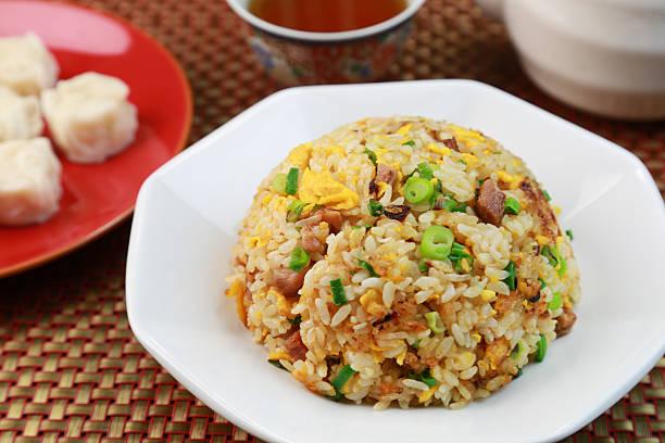 Gebratener Reis – Foto